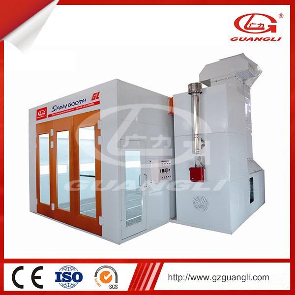 Professional Manufacturer Guangli Factory Newly-Design High Quality Hot Sale Auto Paint Spray Painting Booth