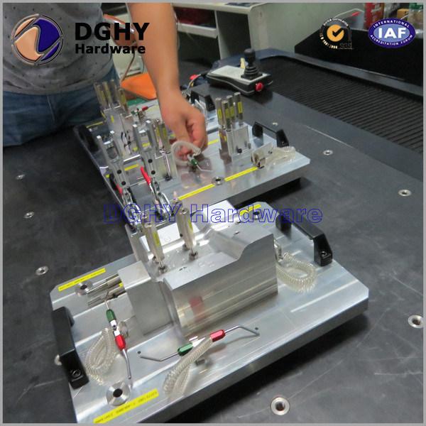 Precision Auto Checking Fixtures for Vibration Test