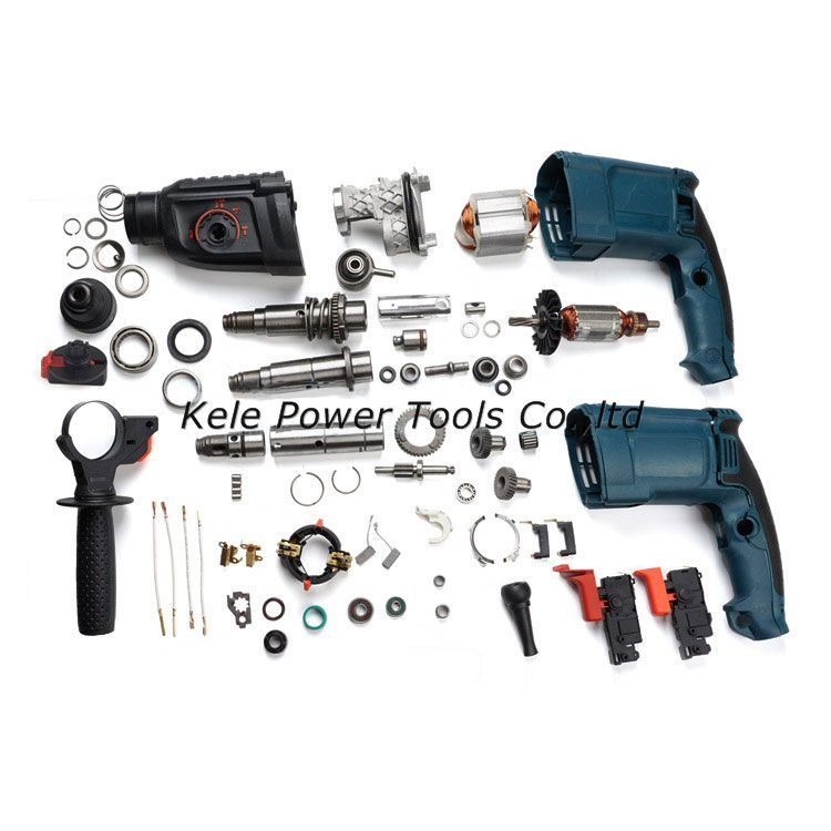 Bosch Gbh 2-26 Spare Parts