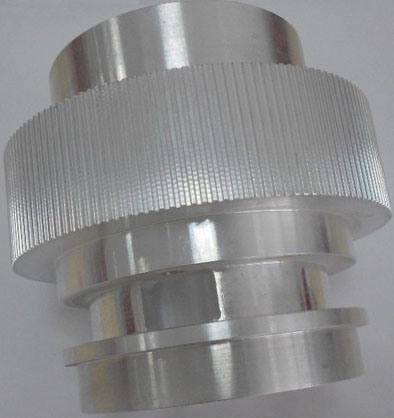 Precision Machined Aluminum Spare Parts