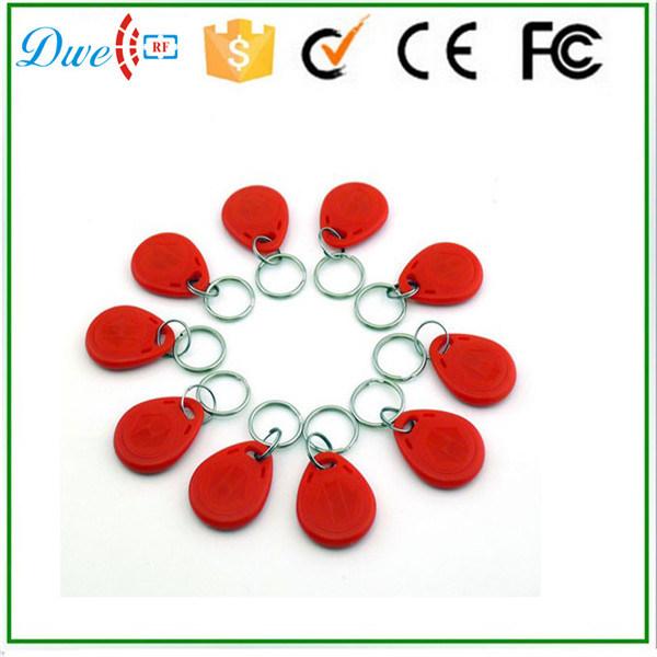 RFID Proximity Keyfobs 125kHz Tk4100