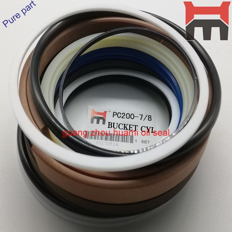 Seal Kits Komatsu PC200-7 (ARM) Excavator Hydraulic Oil Seal