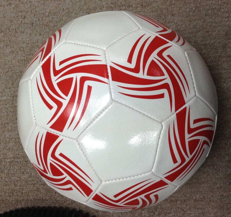 3# PVC Machine Stitching Soccer Ball