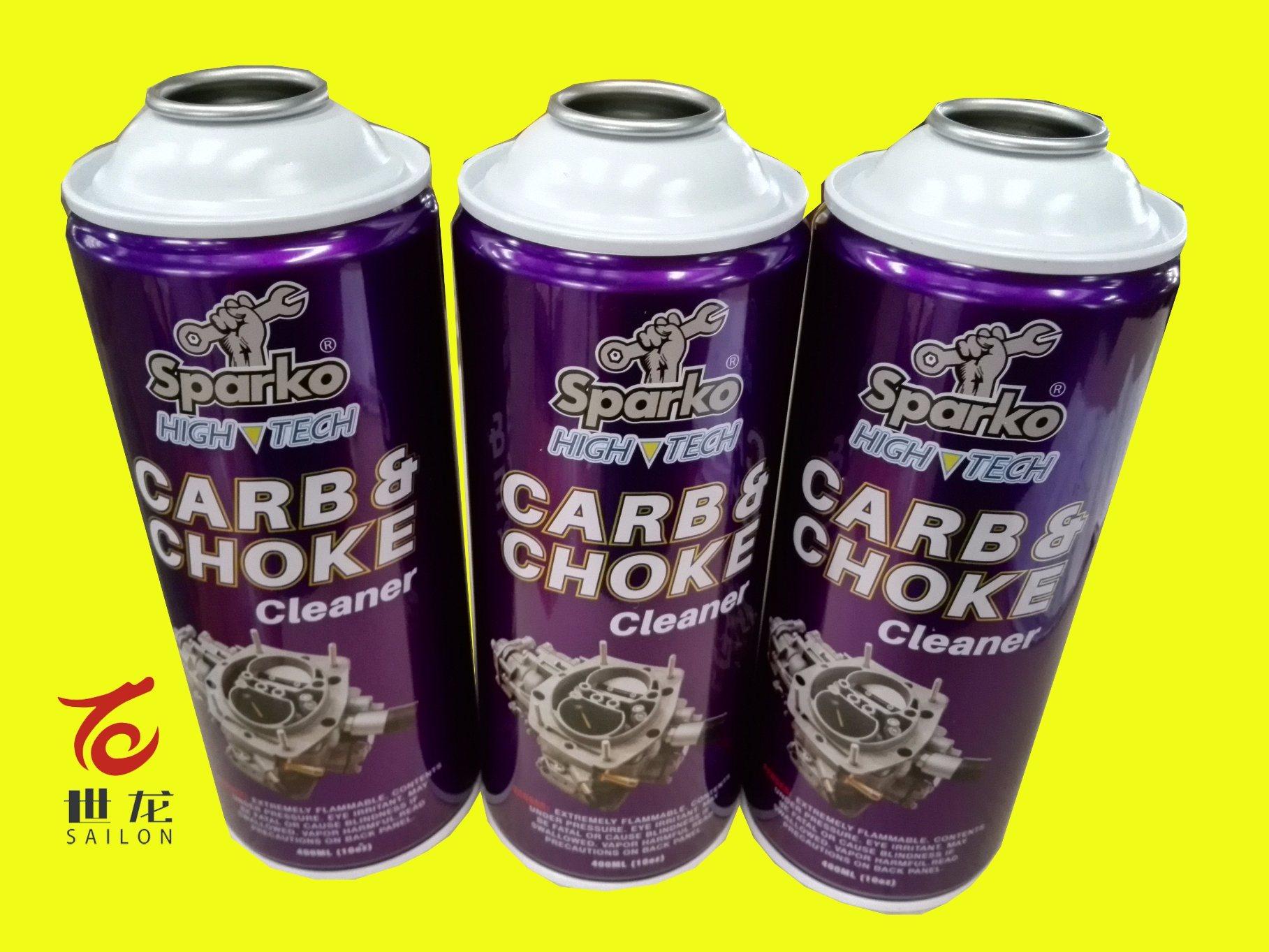 Aerosol Cans with Cmyk Printing