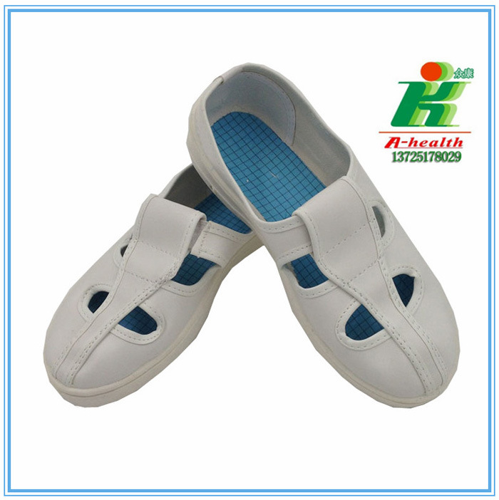 """Linkworld""Antistatic 4-Eyes Butterfly Working Shoe for Worker in Cleanroom"