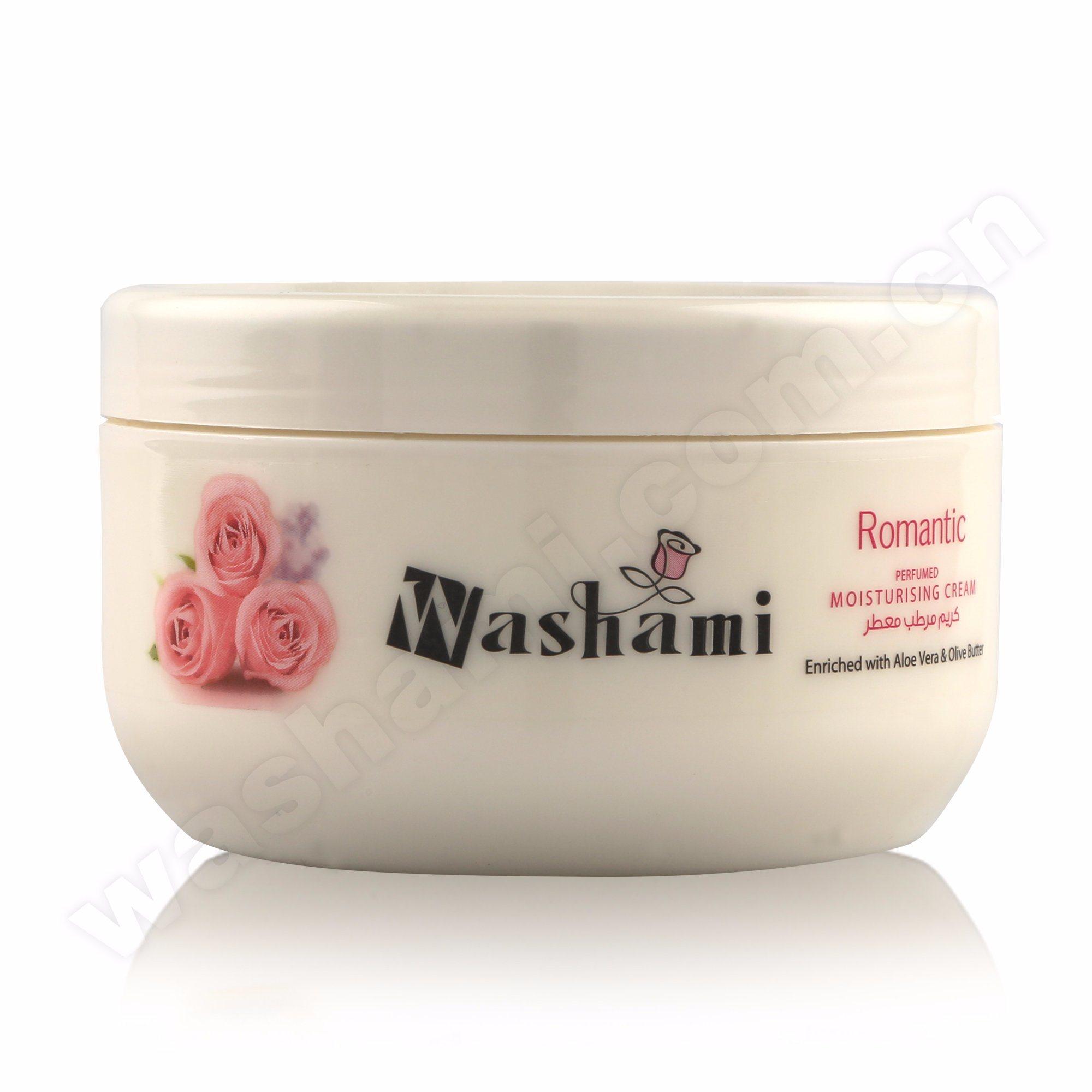 Washami Moisturizing Face Body Whitening Cream