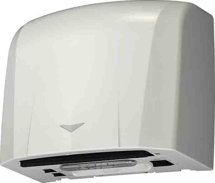 Long Outlet Fast Dry Bathroom Hand Dryer with HEPA System
