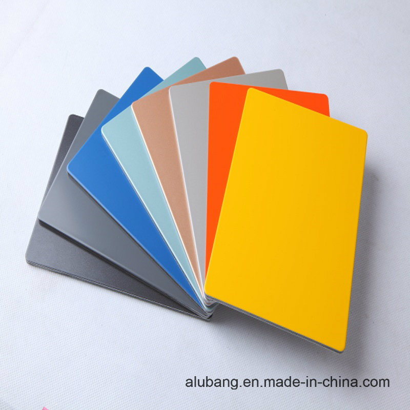 Sound & Heat Insulation Aluminum Composite Panel (ALB-013)
