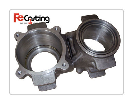 Precision Aluminum CNC Machine Parts for Agriculture Machining