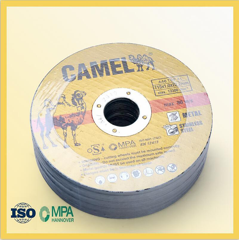 Super Thin Cutting Disc for Steel and Stainless Steel