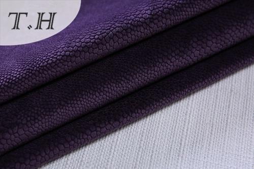 2017 100% Polyester Wholesale Burnout Velvet Upholstery Fabric