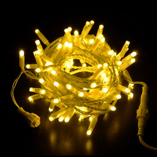 LED Holiday 2.3mm Wire Warm Outdoor String Light for Festival Event Decoration