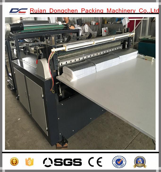 Auto Foam Roll Cutting Machine for EPE or Laminated Aluminum (DC-HQ600)