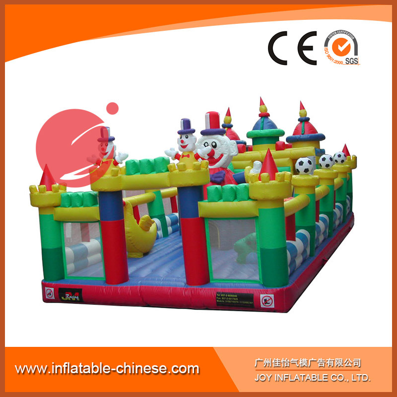 Inflatable Amusement Park Bouncer for Kids Toy (T6-041)