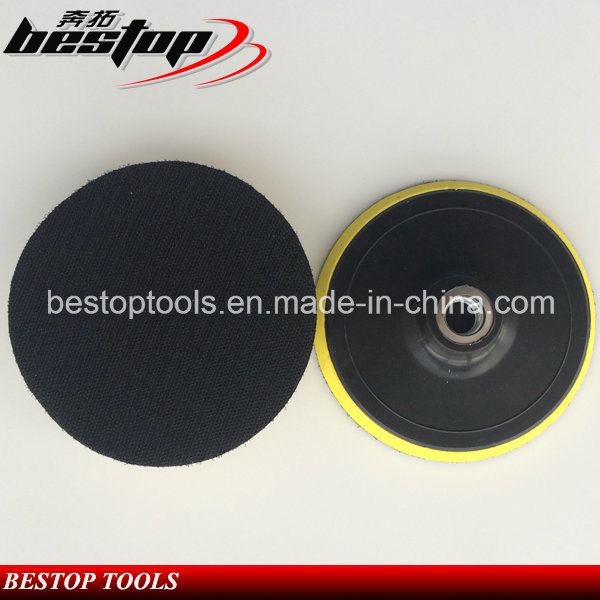 4′′/100mm Plastic Backer Pad for Angle Grinder