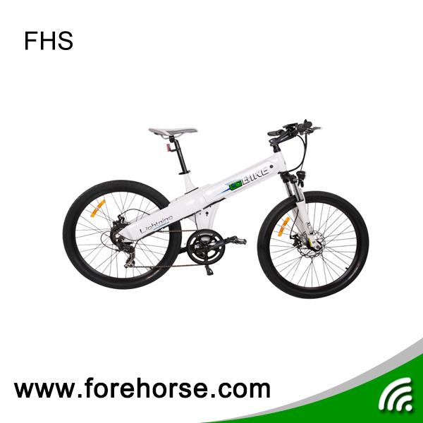 Flash 26 Inch E-Bike Mountain Electric Bike