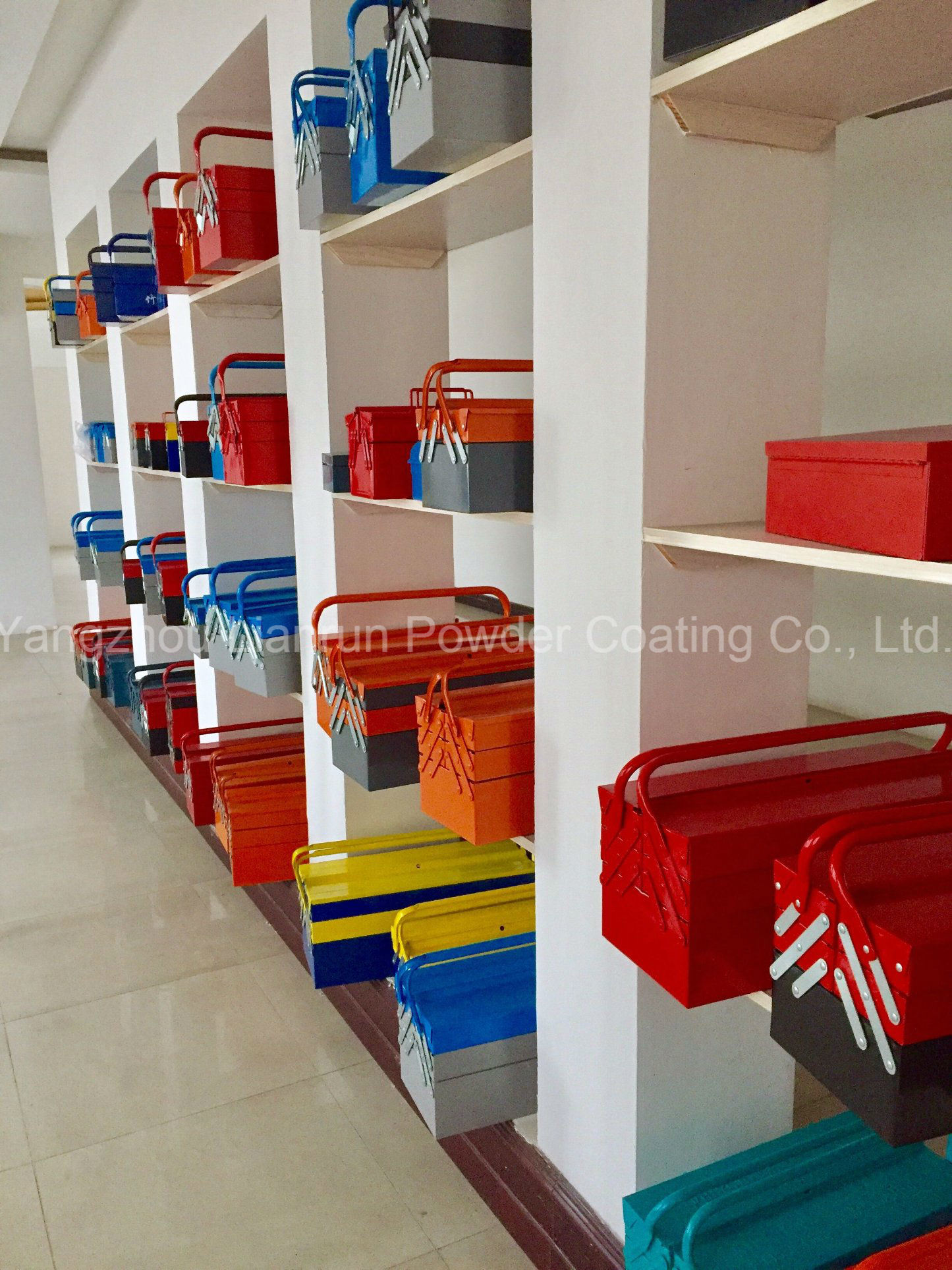 Special Powder Coating for Air Conditioner External Unit