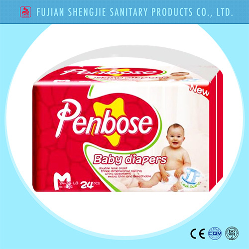 Grade a Baby Diaper Manufacturer in China