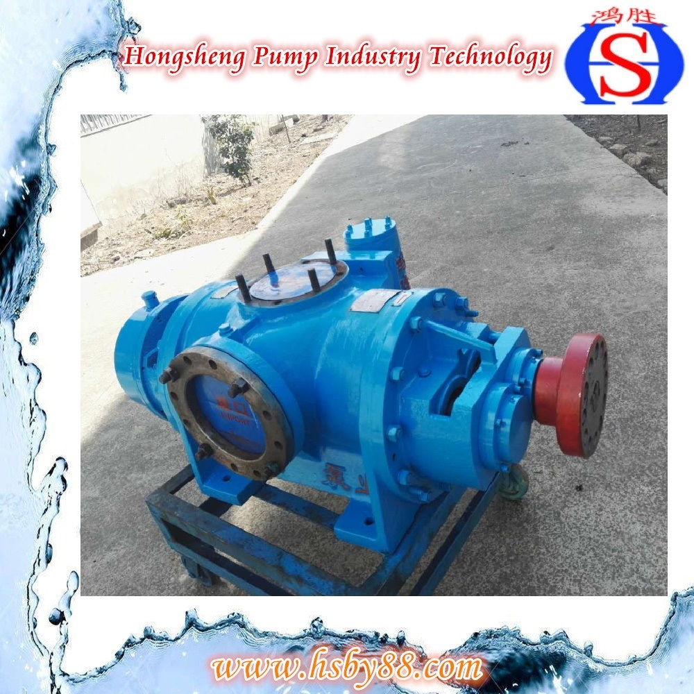 Horizontal Self-Priming Chemical Screw Pump
