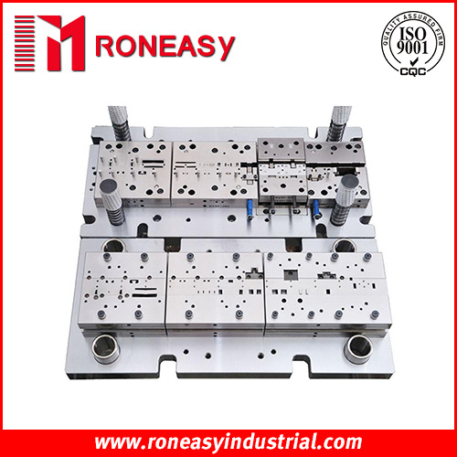 Progressive Stamping Die for Auto Parts