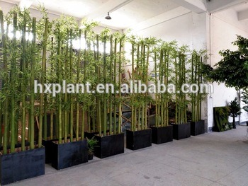 Outdoor Use Artificial Bamboo Bamboo for Garden Decor