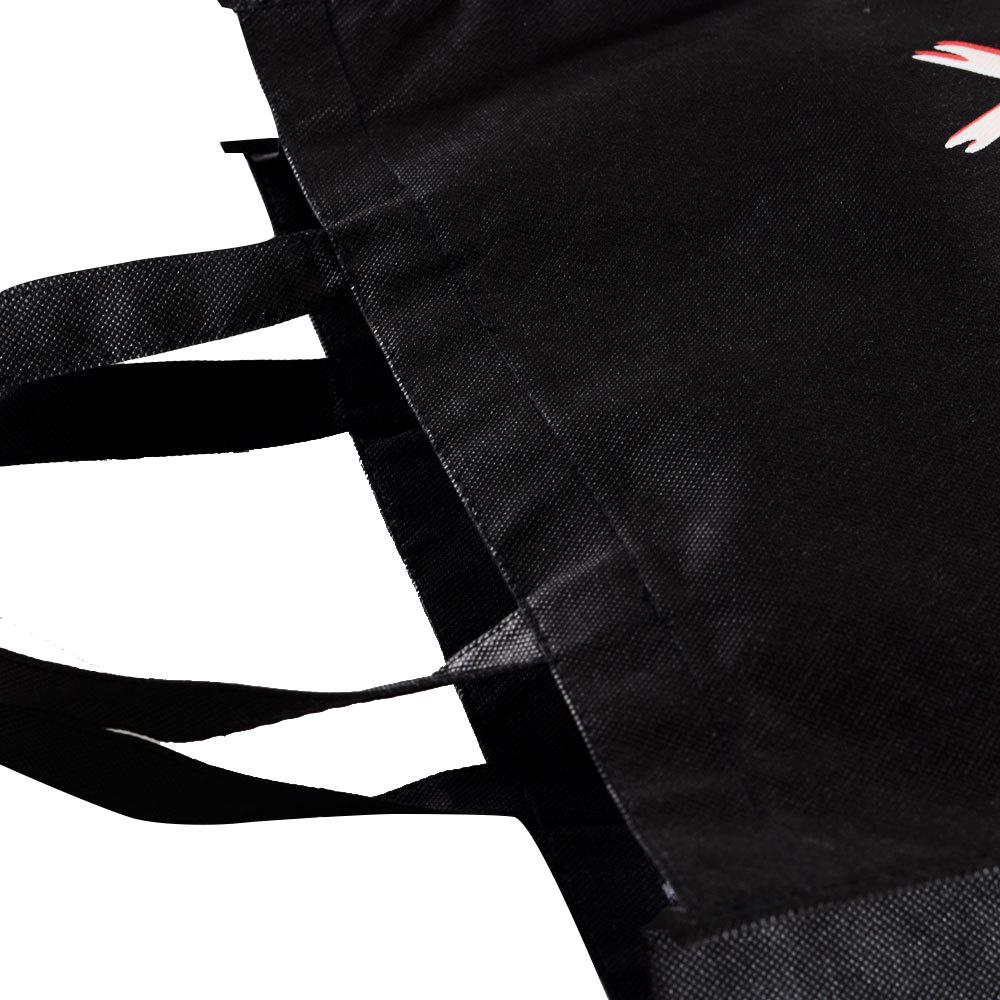 Customize Fashion Non Woven Shopping Tote Bags (YYNWB060)