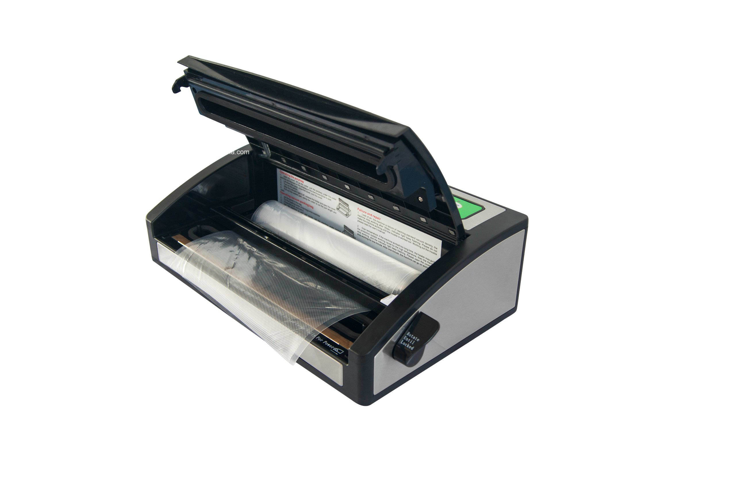 Eton Food Vacuum Packing Machine for with Stainless Steel Housing