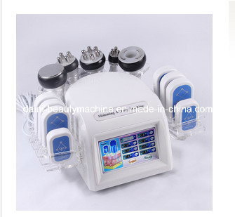 7in1 Tripolar Bipolar Sextupole RF Photon Lipo Laser Vacuum Massager & Slimming Machine