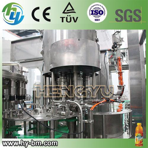 SGS Automatic Pet Bottle Juice Filling Machine