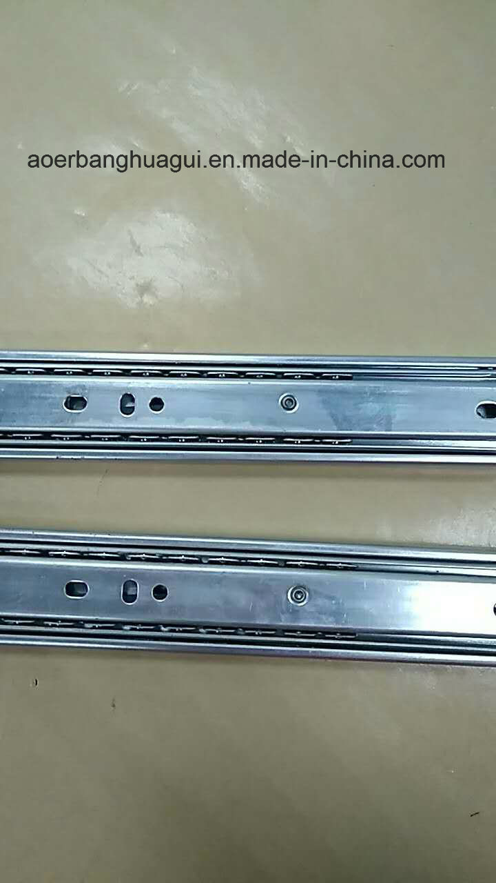 35mm Full Extension Soft-Clsoing Drawer Slide