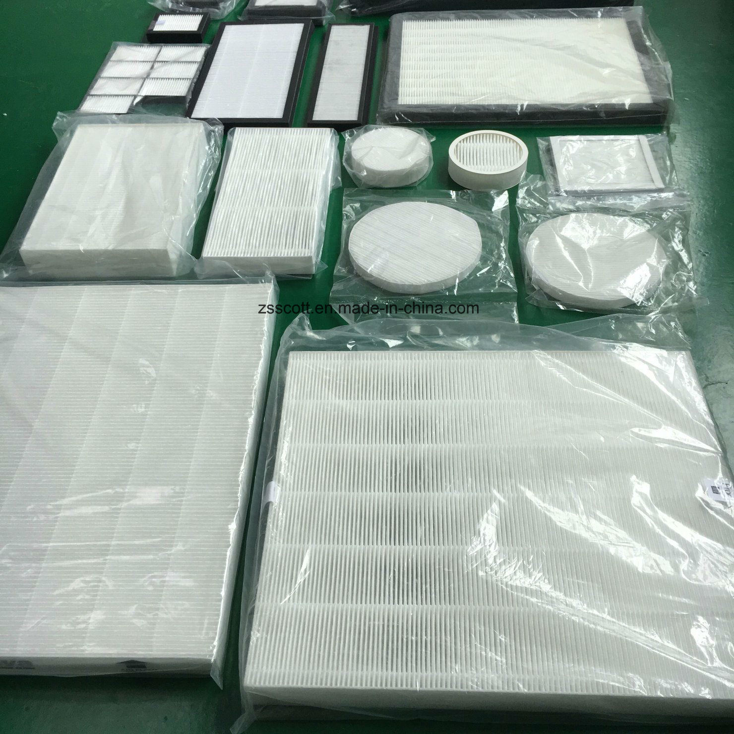 Specified by Customer HEPA Filter H13