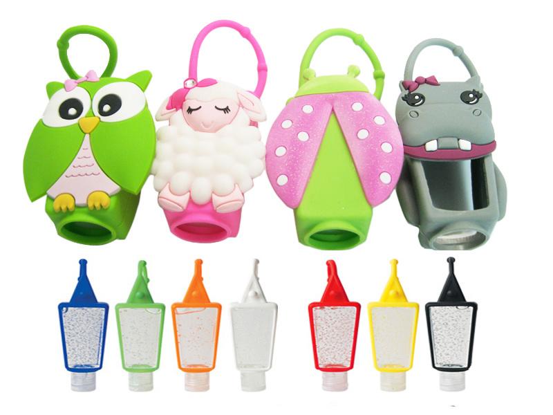 China 30 Ml Portable Washable Silicone Perfume, Cosmetic, Hand Sanitizer Bottle Bottle Holder