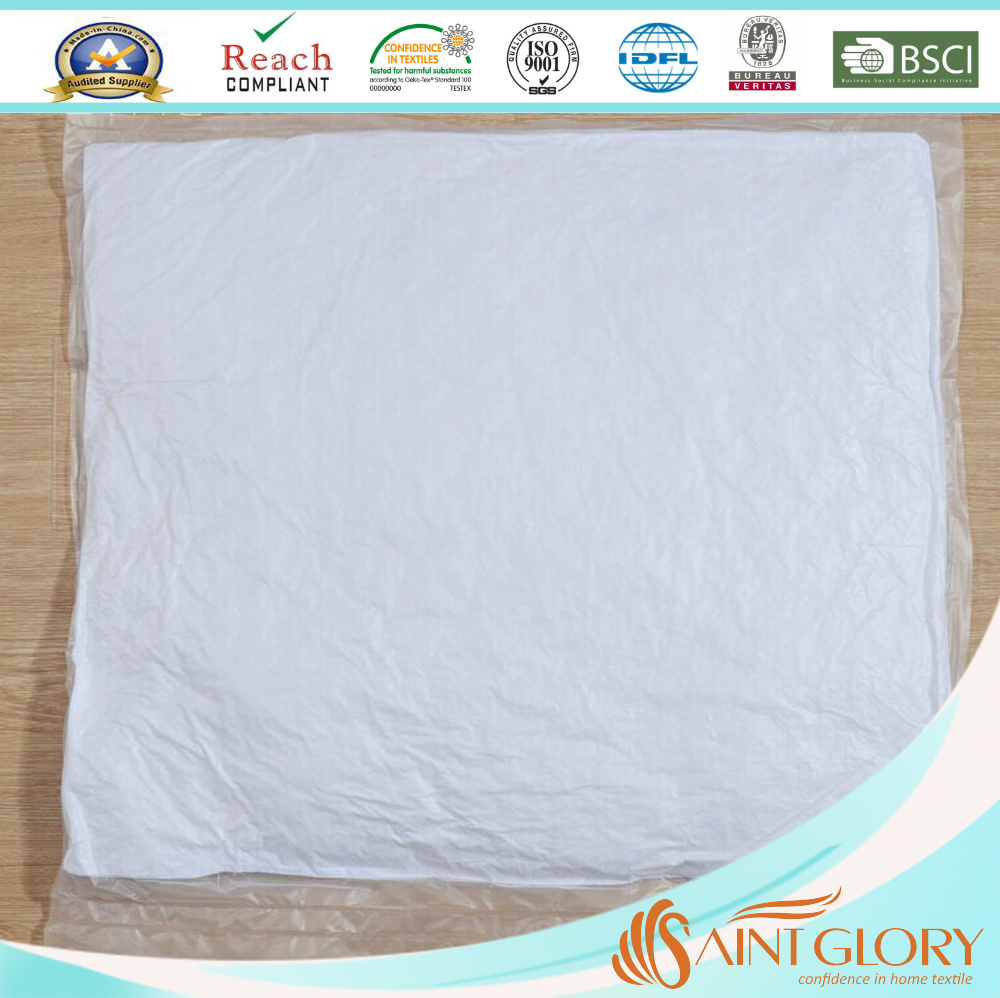 Cheap Soft Hotel Used Hollowfiber Polyester Pillow