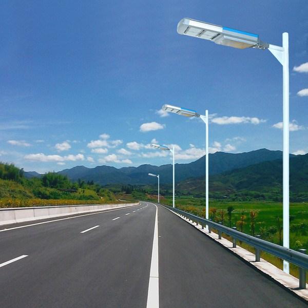 Ce RoHS Approved Aluminum Housing Lighting Solar LED Street Lam