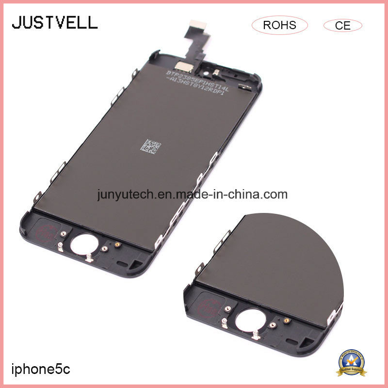 Mobile/Cell Phone LCD Touch Screen for iPhone 5c Display Digitizer