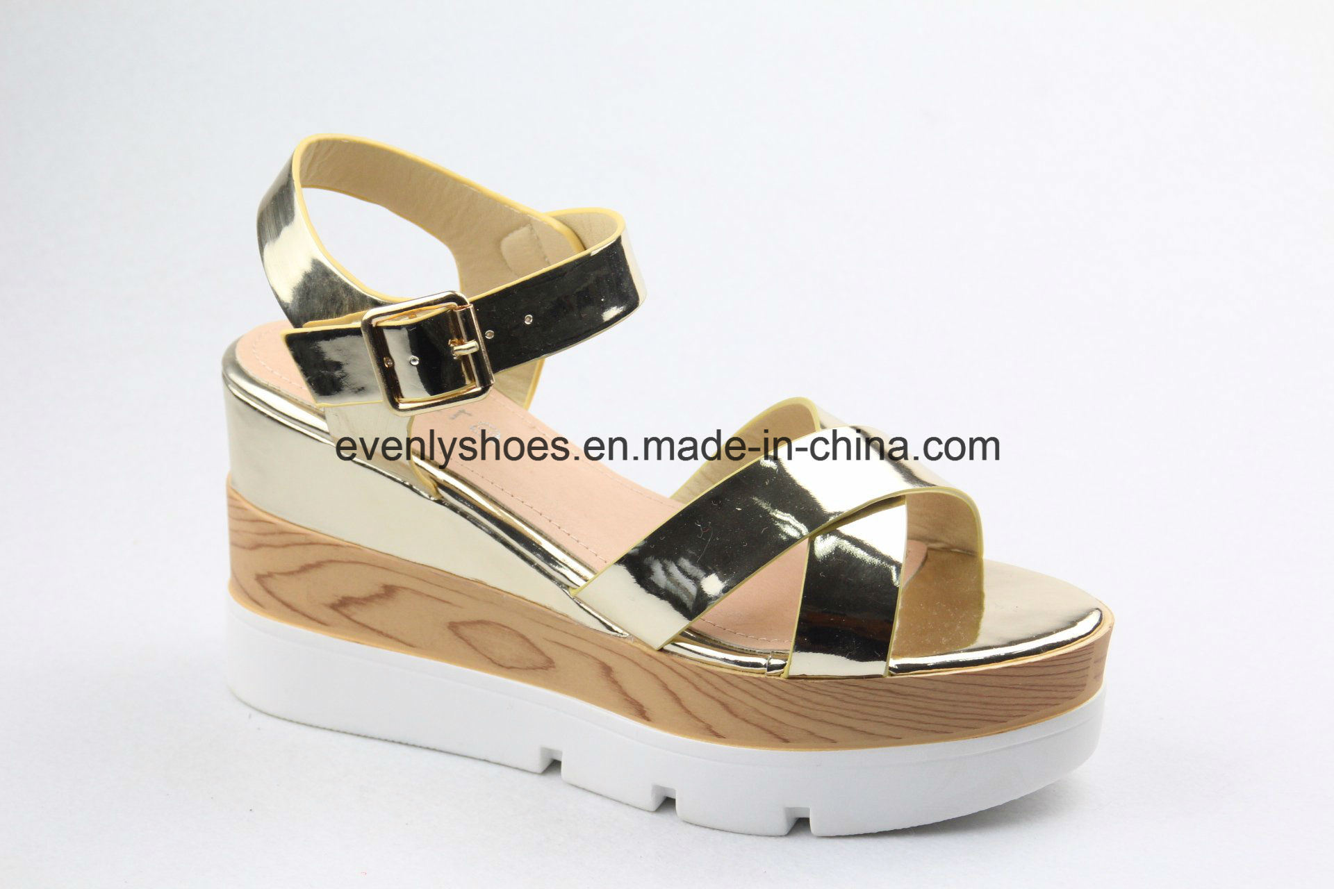 New Fashion Sexy Platfrom Sandal Lady Shoes for Summer