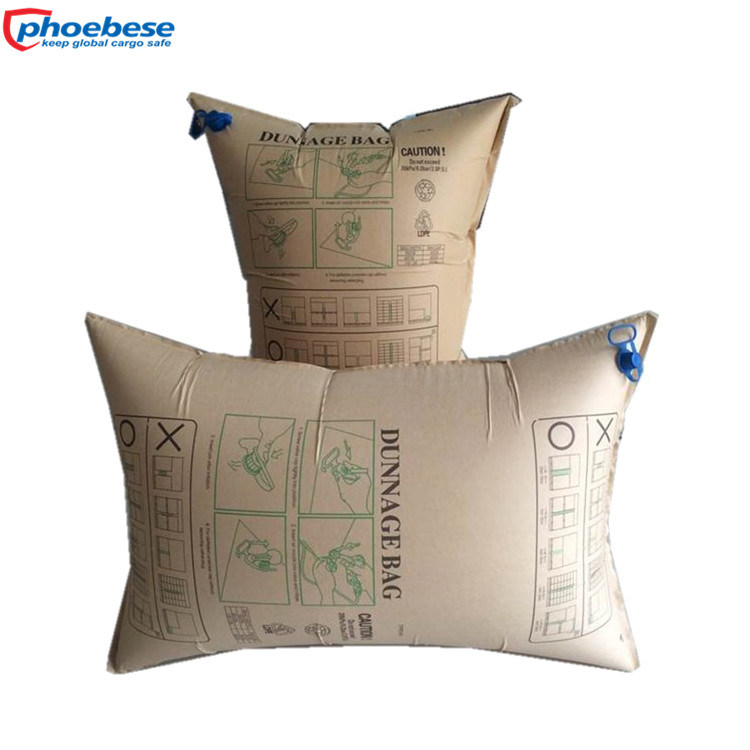 Hot Selling Different Size of Dunnage Bags for Mexico Market