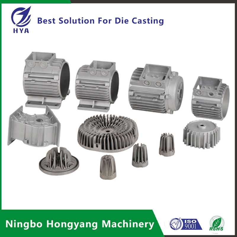 Aluminum Die Casting for Motor Housing