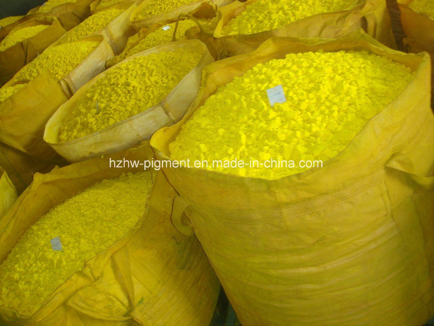 Organic Pigment Fast Yellow 2GS (C. I. P. Y14)