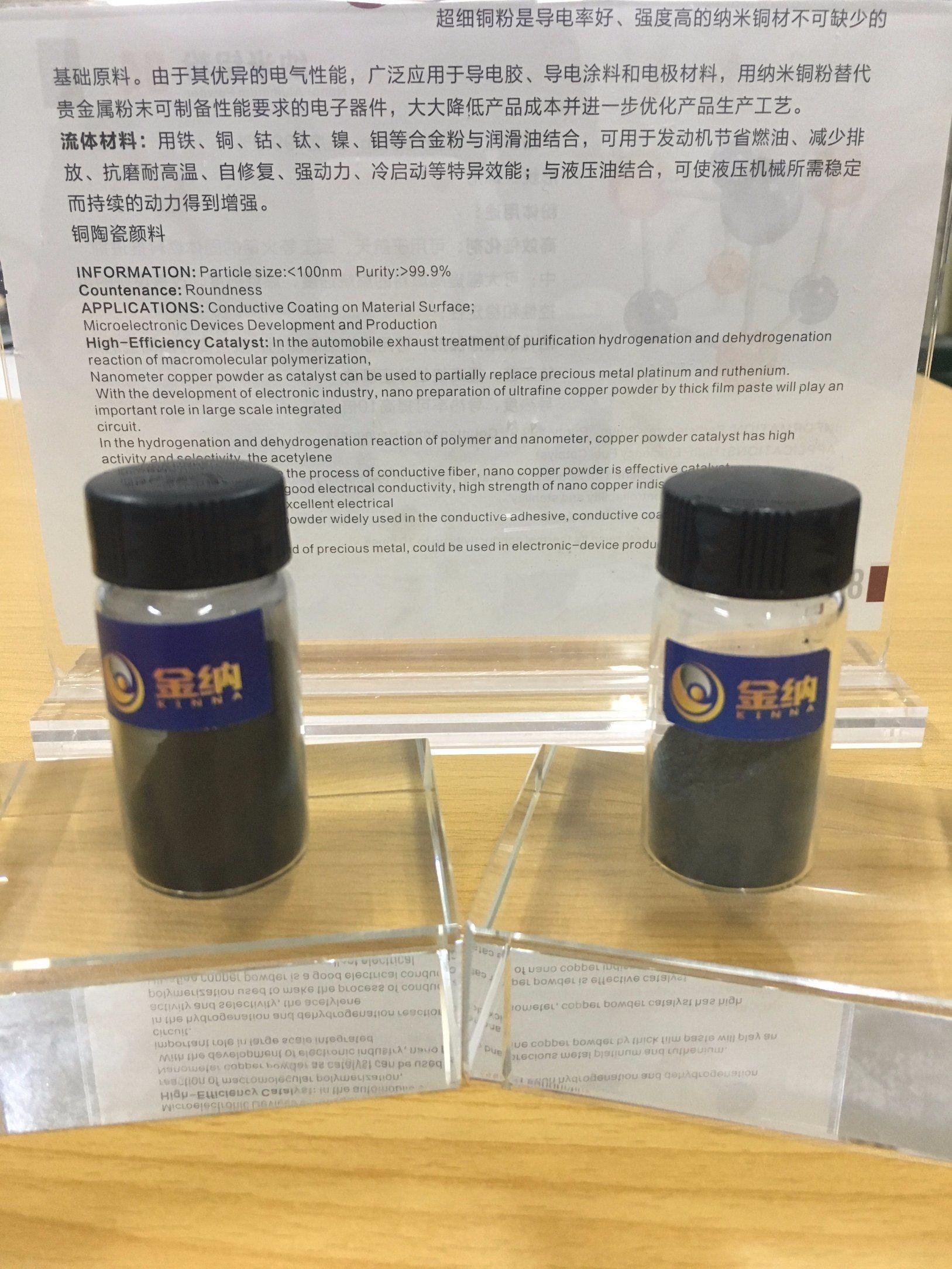 Nano Copper Powder for Catalyst