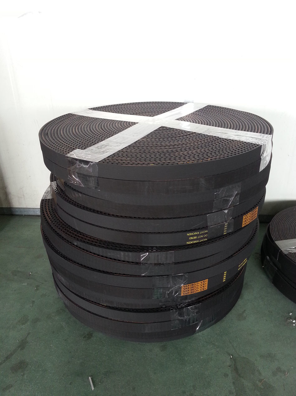 Rubber Transmission Timing Belt From China