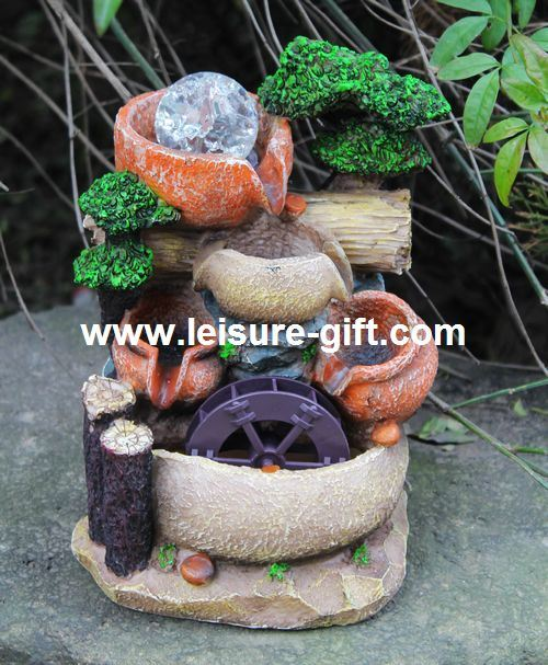 China Tabletop Mini Water Feature Fo 0472 Photos