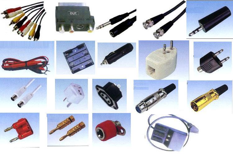 Rexant Plug TV - Jack TV 3m 17-5023