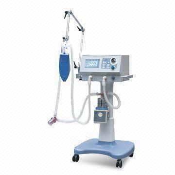 ICU Medical Equipment Ventilator Cwh-3020A