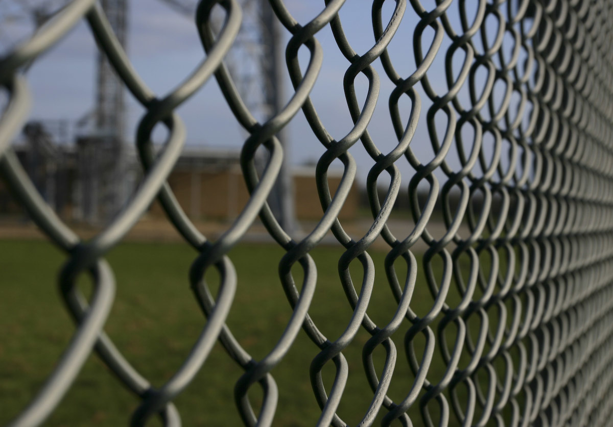 3D CAD Browser - Preview - Chain Link Fence 3D Model