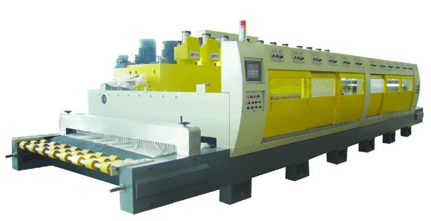 Multi-head Grinding and Polishing Machine for Granite and Marble (B2B010-2)