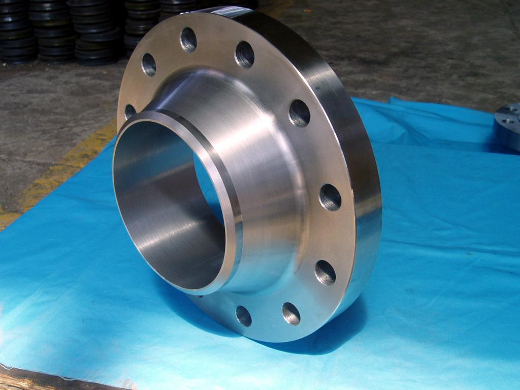 China welding neck flanges