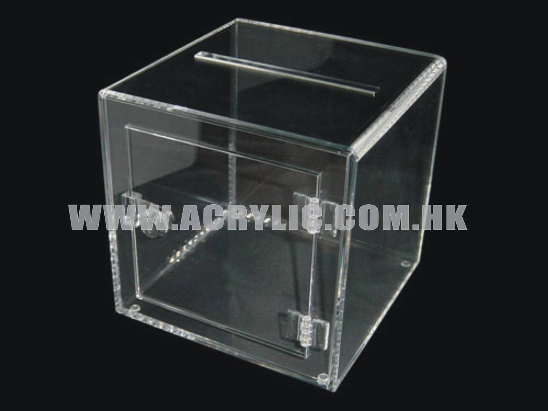 Acrylic Offering Boxes : China acrylic donation box