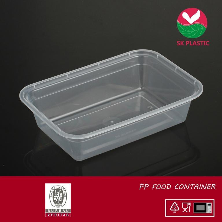 Plastic Food Container (888)