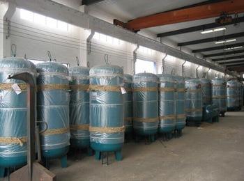 High Pressure Air Tanks, Compressor Air Tank